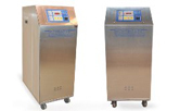 Used Mokon HTF 500 Series Hot Oil Temperature Control Units