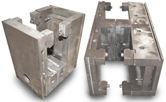 Used DME Master Unit Die Holders Heavy Duty Double Unit or Standard Duty Single Unit