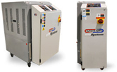 Used Mokon HTF 500 Series Hot Oil Temperature Control Units
