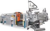 Used cold chamber die casting machines for the Aluminum, Magnesium and Brass die casting processes for sale