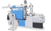 Used Frech die cast machines for the high pressure die casting (HPDC) process
