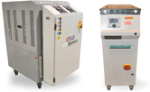 Used Hot Oil Process Temperature Control Units For Sale
