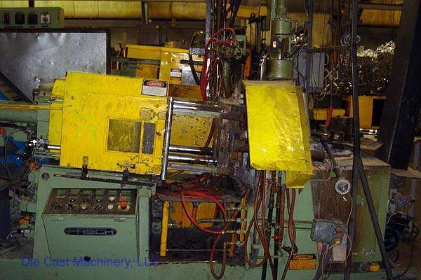 Picture of Frech DAW 20 Horizontal Hot Chamber Zinc (Zamak) High Pressure Die Casting Machine For_Sale DCMP-1367