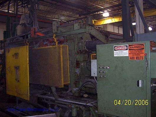 Picture of HPM II-600-A Horizontal Cold Chamber Aluminum High Pressure Die Casting Machine For Sale DCMP-1419