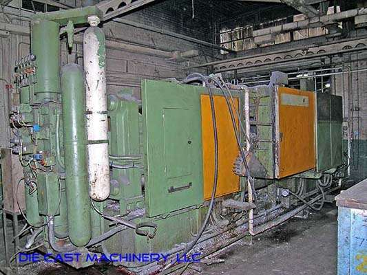 Picture of Italpresse IP-750 SC Horizontal Cold Chamber Aluminum High Pressure Die Casting Machine For_Sale DCMP-1894