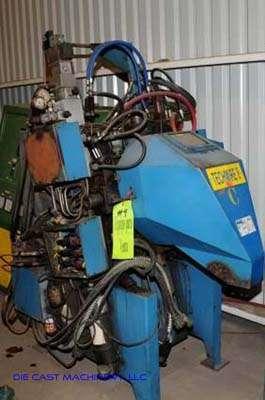 Picture of Techmire 22H Multi-slide Hot Chamber Miniature Zinc (Zamak) High Pressure Die Casting Machine For_Sale DCMP-2247