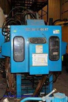 Picture of Techmire 44NT Multi-slide Hot Chamber Miniature Zinc (Zamak) High Pressure Die Casting Machine For_Sale DCMP-2249