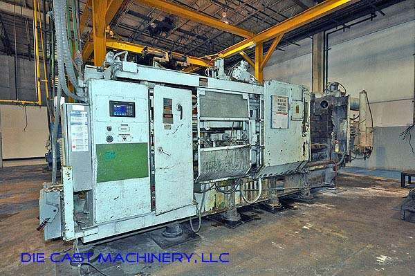 Picture of HPM II-900-A Horizontal Cold Chamber Aluminum/Magnesium Capable High Pressure Die Casting Machine For Sale DCMP-2342