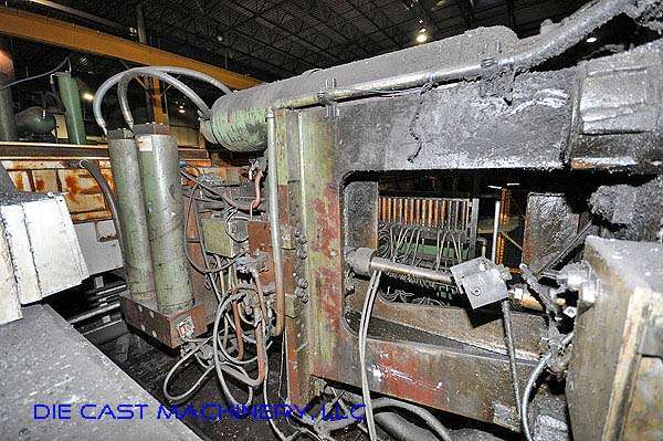 Picture of HPM D-600-A Horizontal Cold Chamber Aluminum High Pressure Die Casting Machine For Sale DCMP-2385