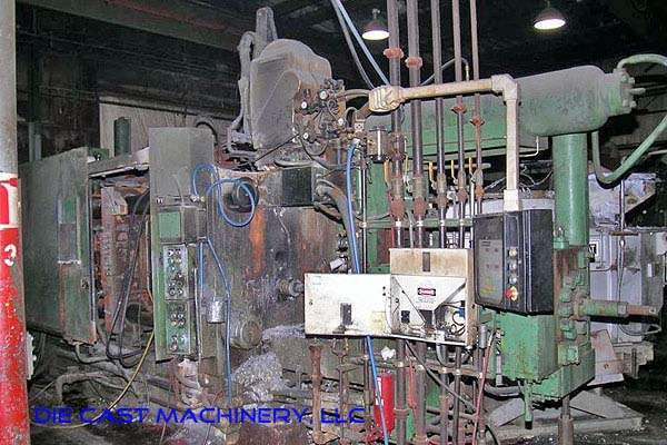 Picture of HPM II-800-A Horizontal Cold Chamber Aluminum High Pressure Die Casting Machine For Sale DCMP-2494