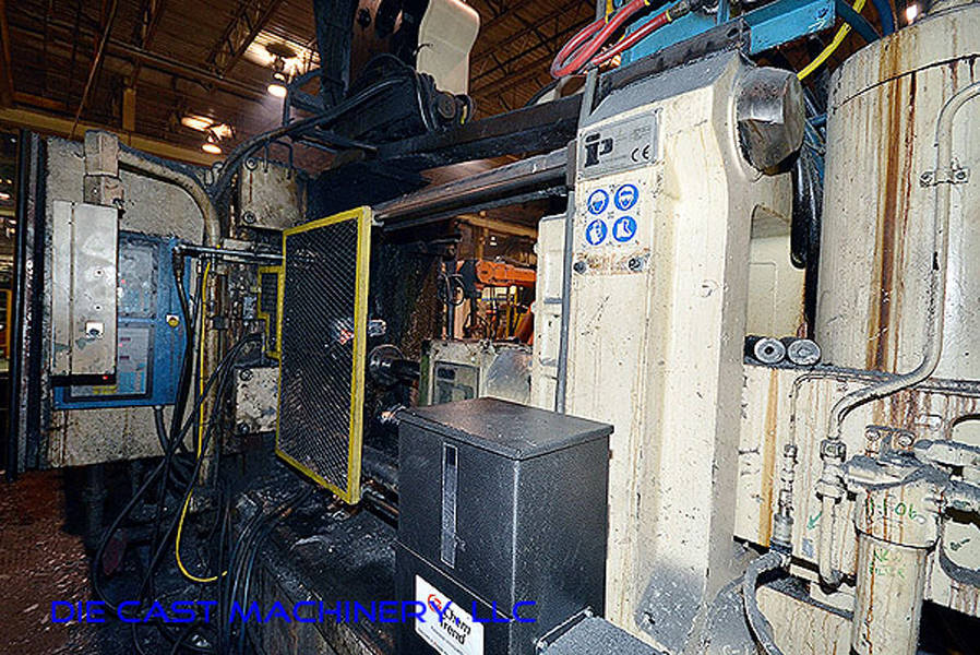 Picture of Italpresse IP-750 SC Horizontal Cold Chamber Aluminum High Pressure Die Casting Machine For_Sale DCMP-2630