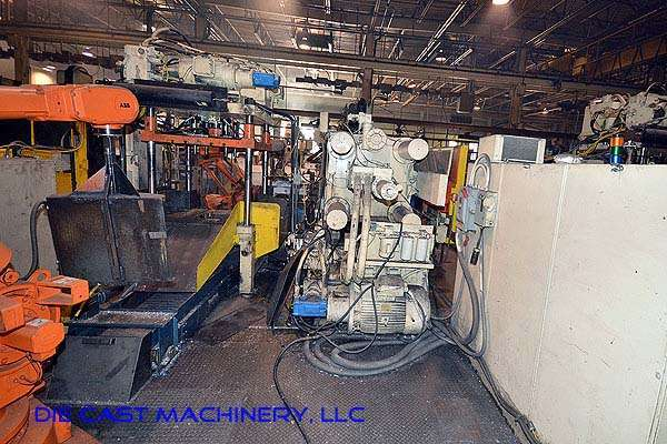 Picture of Italpresse IP-750 SC Horizontal Cold Chamber Aluminum High Pressure Die Casting Machine For_Sale DCMP-2639
