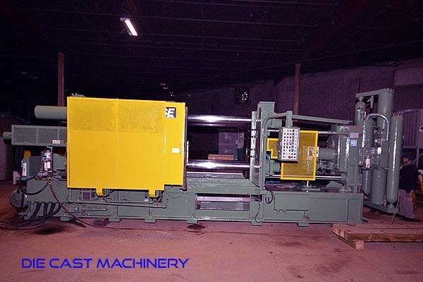 Picture of Italpresse IP-750 Horizontal Cold Chamber Aluminum/Magnesium Capable High Pressure Die Casting Machine For_Sale DCMP-2642