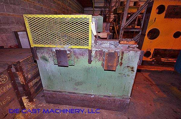 Model 63-EIH-7200-54 Zinc Melting and Holding Furnace