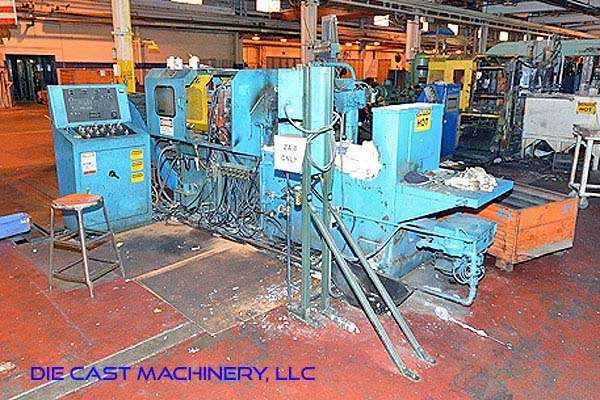 Picture of National H-55-ZX Horizontal Hot Chamber Zinc (Zamak) High Pressure Die Casting Machine For_Sale DCMP-2944