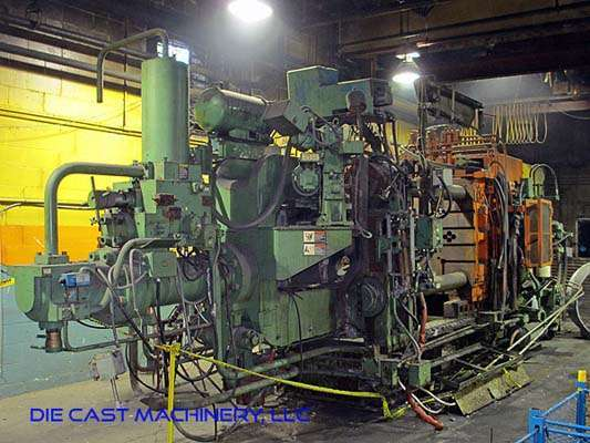 Picture of Toshiba DC800CE Horizontal Cold Chamber Aluminum High Pressure Die Casting Machine For_Sale DCMP-2965