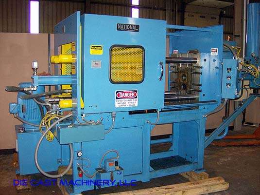 Picture of National H150AXV Horizontal Cold Chamber Aluminum High Pressure Die Casting Machine For_Sale DCMP-3031