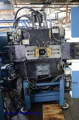 Picture of Techmire 66NT (6x6) Multi-slide Hot Chamber Miniature Zinc (Zamak) High Pressure Die Casting Machine For_Sale DCMP-3073