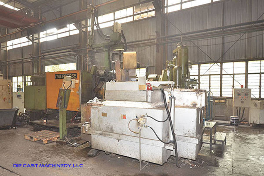 Picture of Italpresse IP/750-SC Horizontal Cold Chamber Aluminum/Magnesium Capable High Pressure Die Casting Machine For_Sale DCMP-3102
