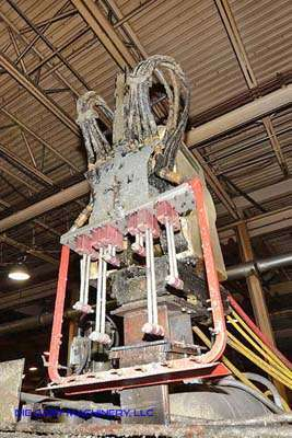 Picture of Rimrock 410 Multi-Link Automatic Reciprocating Die Lubrication Sprayer for Die Casting and Foundry Operations For_Sale DCMP-3158