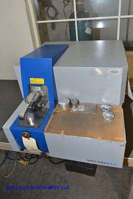 Picture of Spectro Analytical Spectromaxx LMF04 Metal Analytic Spectrometer For_Sale DCMP-3255