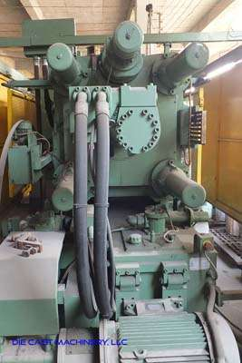 Picture of Italpresse IP 550/SC Horizontal Cold Chamber Aluminum/Magnesium Capable High Pressure Die Casting Machine For_Sale DCMP-3261