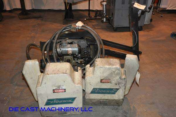 Picture of Rimrock 305 Combination Automatic Ladle & Reciprocating Die Sprayer Package For_Sale DCMP-3297