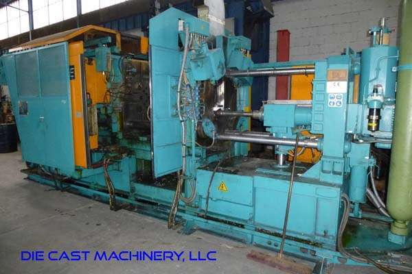 Picture of Italpresse IP 400/SC Horizontal Cold Chamber Aluminum/Magnesium Capable High Pressure Die Casting Machine For_Sale DCMP-3321