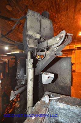 Picture of Rimrock 305 Multi-Link Automatic Ladle for Non-Ferrous Aluminum and Brass Die Casting and Foundry Operations For_Sale DCMP-3358
