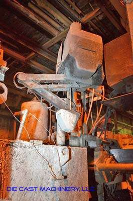 Picture of Rimrock 305 Multi-Link Automatic Ladle for Non-Ferrous Aluminum and Brass Die Casting and Foundry Operations For_Sale DCMP-3373
