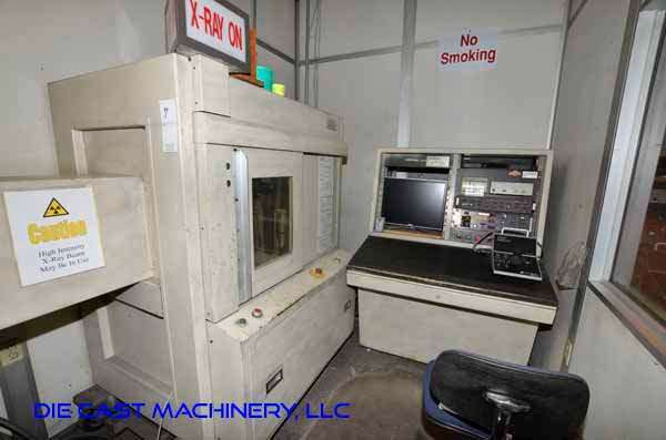 Picture of National X-Ray Corp.  Real Time Industrial X-ray For_Sale DCMP-3482