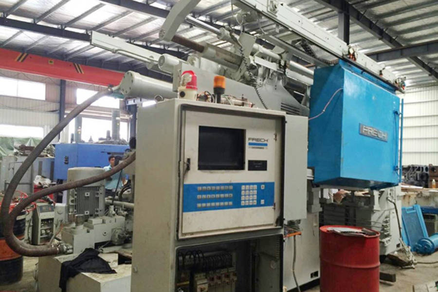 Picture of Frech DAM 500 S DV Horizontal Hot Chamber Magnesium High Pressure Die Casting Machine For_Sale DCMP-3665