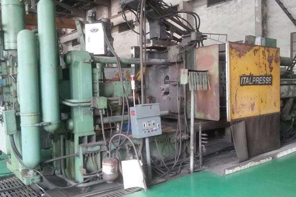 Picture of Italpresse IP/750-SC Horizontal Cold Chamber Aluminum High Pressure Die Casting Machine For Sale DCMP-3733
