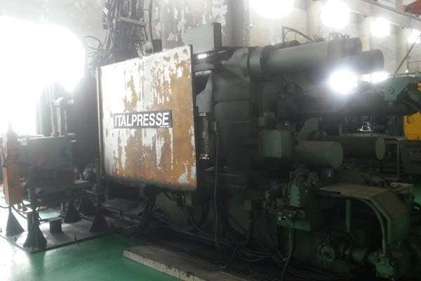 Picture of Italpresse IP/750-SC Horizontal Cold Chamber Aluminum High Pressure Die Casting Machine For_Sale DCMP-3734