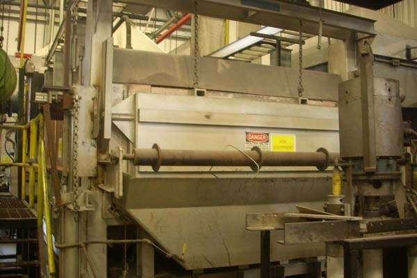Picture of Lindberg MPH 62-EACM-2500 Electric Glow Bar Wet Bath Tilting Aluminum Melting Furnace For Sale DCMP-3752
