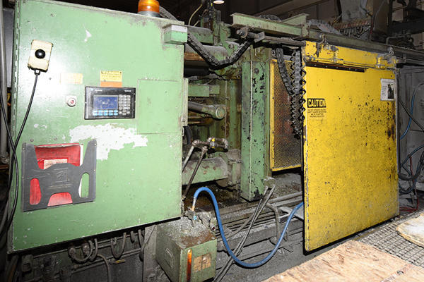 Picture of HPM II-800-A Horizontal Cold Chamber Aluminum High Pressure Die Casting Machine For Sale DCMP-3800