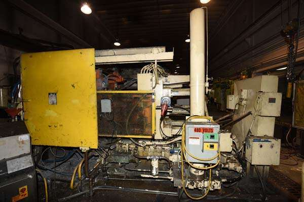 Picture of HPM II-400-A Horizontal Cold Chamber Aluminum High Pressure Die Casting Machine For Sale DCMP-3805