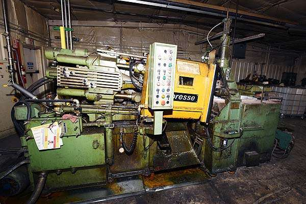 Picture of Italpresse IPZ/60-T Horizontal Hot Chamber Zinc (Zamak) High Pressure Die Casting Machine For_Sale DCMP-3824