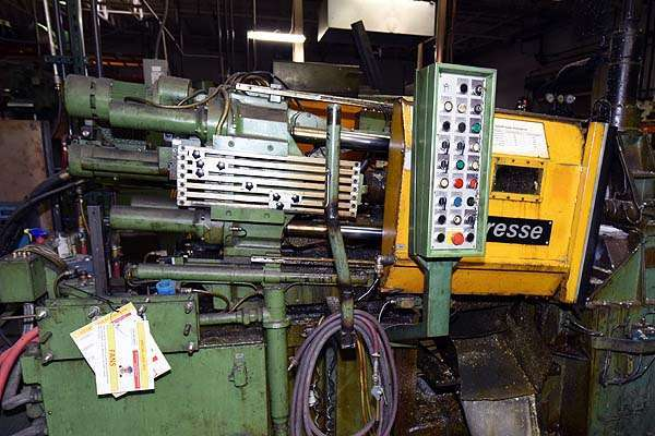 Picture of Italpresse IPZ/60-T Horizontal Hot Chamber Zinc (Zamak) High Pressure Die Casting Machine For Sale DCMP-3826