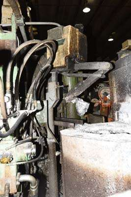 Picture of Rimrock 305 Multi-Link Automatic Ladle for Non-Ferrous Aluminum and Brass Die Casting and Foundry Operations For_Sale DCMP-3855