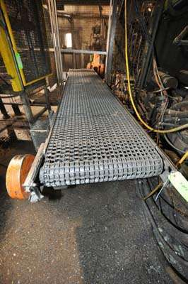 Picture of Rimrock RR-24-148 Mesh Belt Type Indexing Conveyor for Die Cast and Foundry Applications For_Sale DCMP-3872