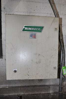 Picture of Rimrock Rimrock Combo 305 Ladle-410 Sprayer Control Panel Only  For_Sale DCMP-3902