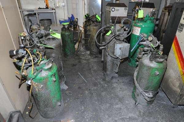 Picture of Rimrock Rimrock System 138 Pressurized Die Lube Reservoir (storage Tank) For_Sale DCMP-3925