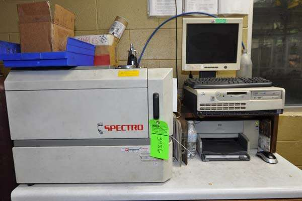 Picture of Spectro Analytical LMXM3 Metal Analytic Spectrometer For_Sale DCMP-3936