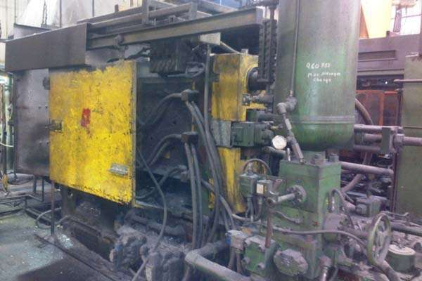 Picture of Kux-Wickes HP425 Horizontal Cold Chamber Aluminum High Pressure Die Casting Machine For Sale DCMP-3946