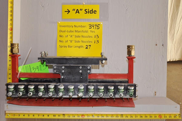 Picture of Rimrock  Rimrock Die Lube Spray Manifold for Model 410 Automatic Reciprocator Sprayer For_Sale DCMP-3975