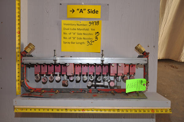 Picture of Rimrock  Rimrock Die Lube Spray Manifold for Model 410 Automatic Reciprocator Sprayer For_Sale DCMP-3978