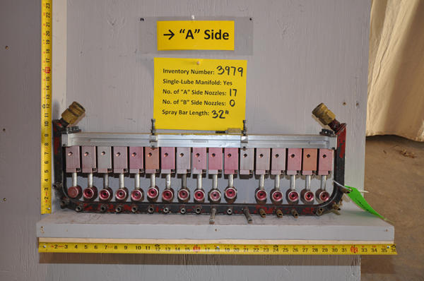 Picture of Rimrock  Rimrock Die Lube Spray Manifold for Model 410 Automatic Reciprocator Sprayer For_Sale DCMP-3979