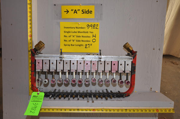 Picture of Rimrock  Rimrock Die Lube Spray Manifold for Model 410 Automatic Reciprocator Sprayer For_Sale DCMP-3982
