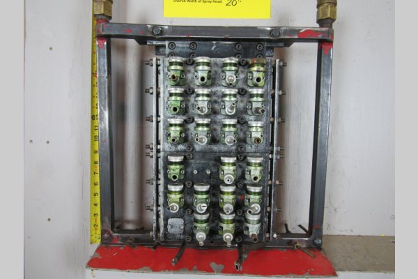 Picture of Rimrock  Rimrock Die Lube Spray Manifold for Model 410 Automatic Reciprocator Sprayer For_Sale DCMP-3989